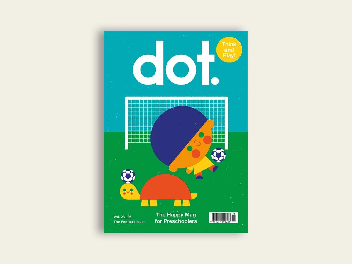 DOT #23: Football