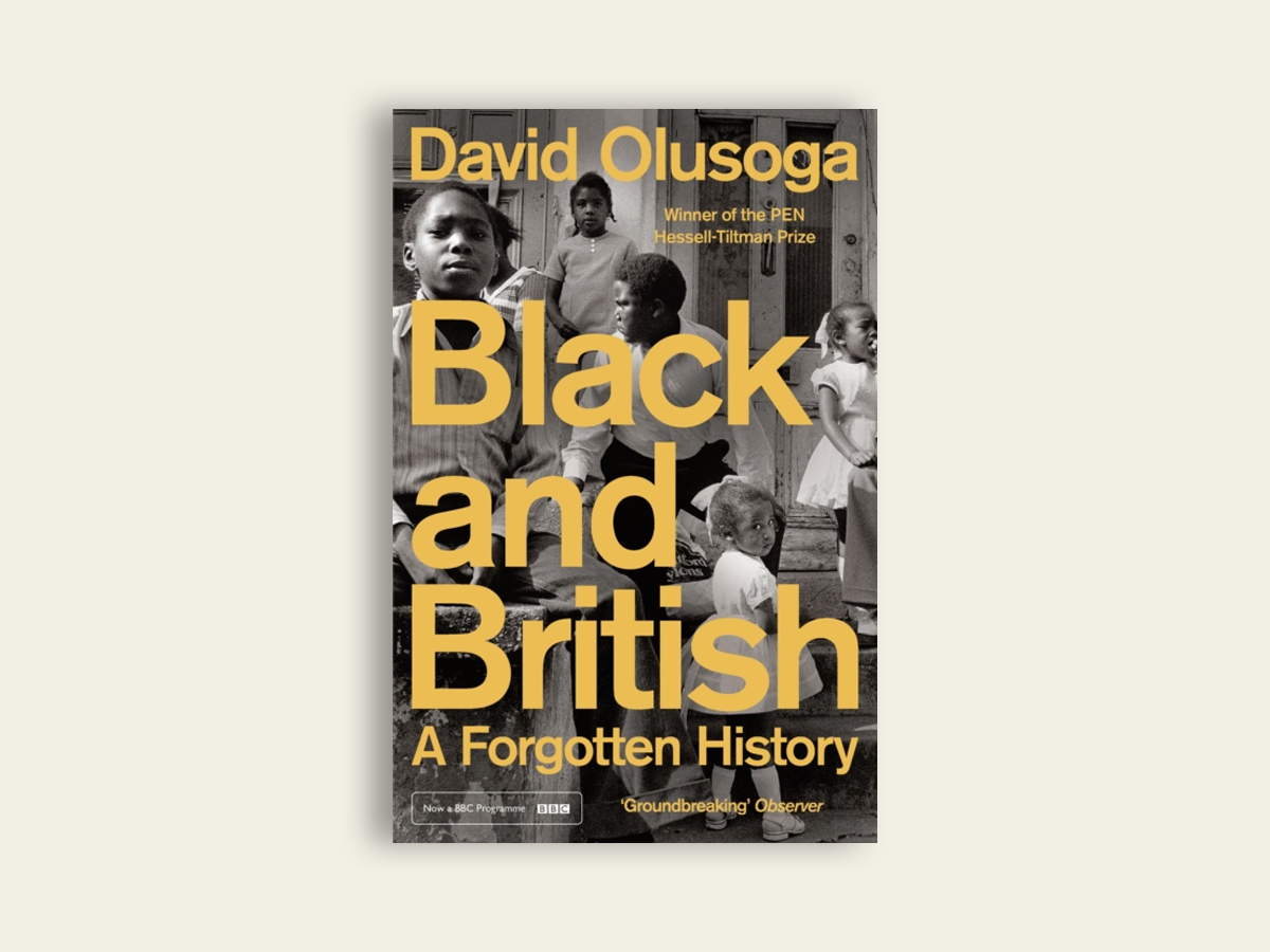 Black and British, David Olusoga