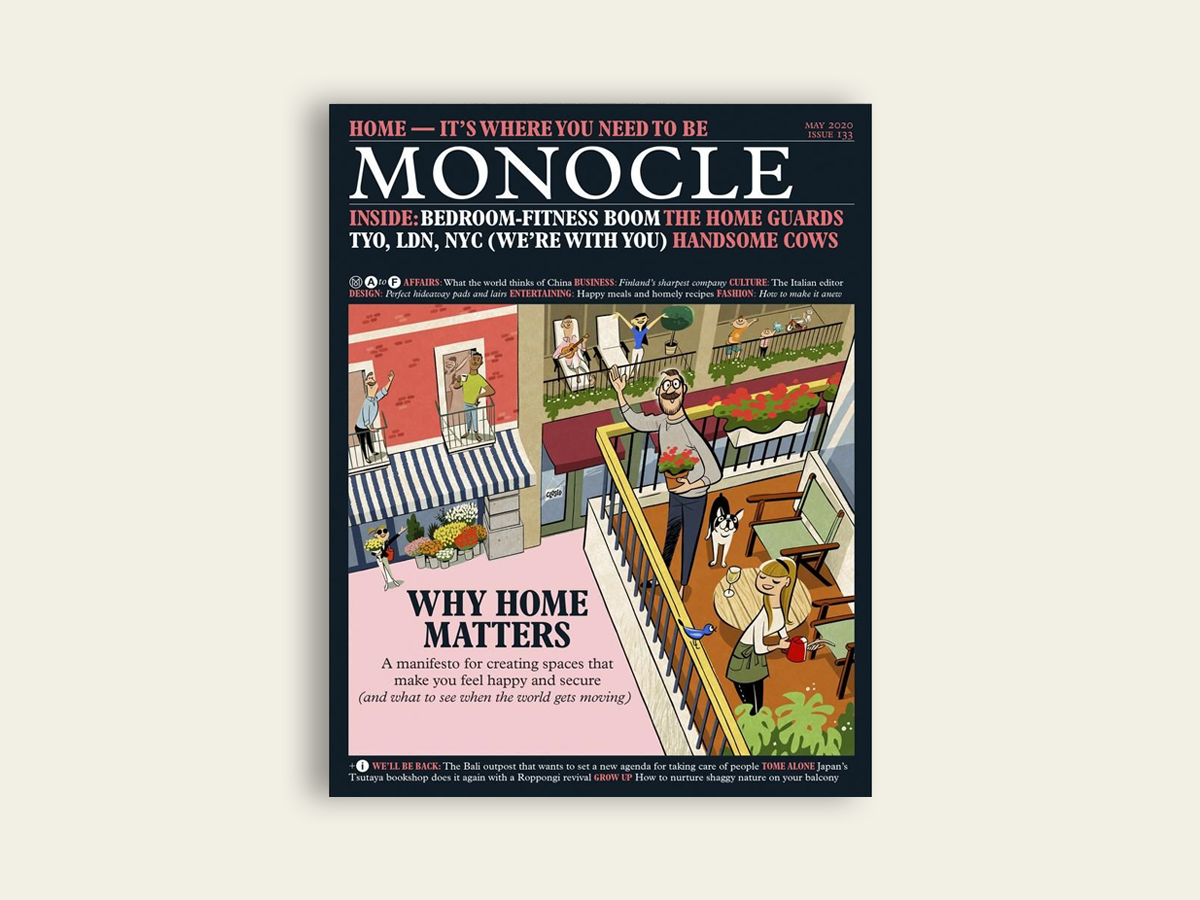 Monocle #133: At Home