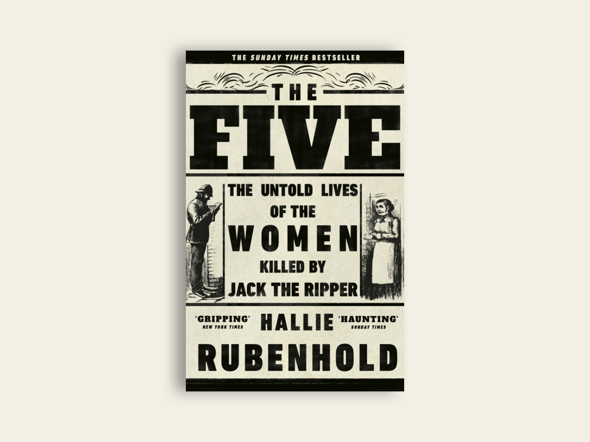 The Five, Hallie Rubenhold