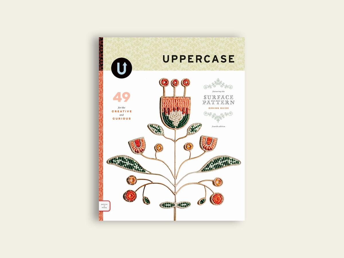 Uppercase #49: Pattern