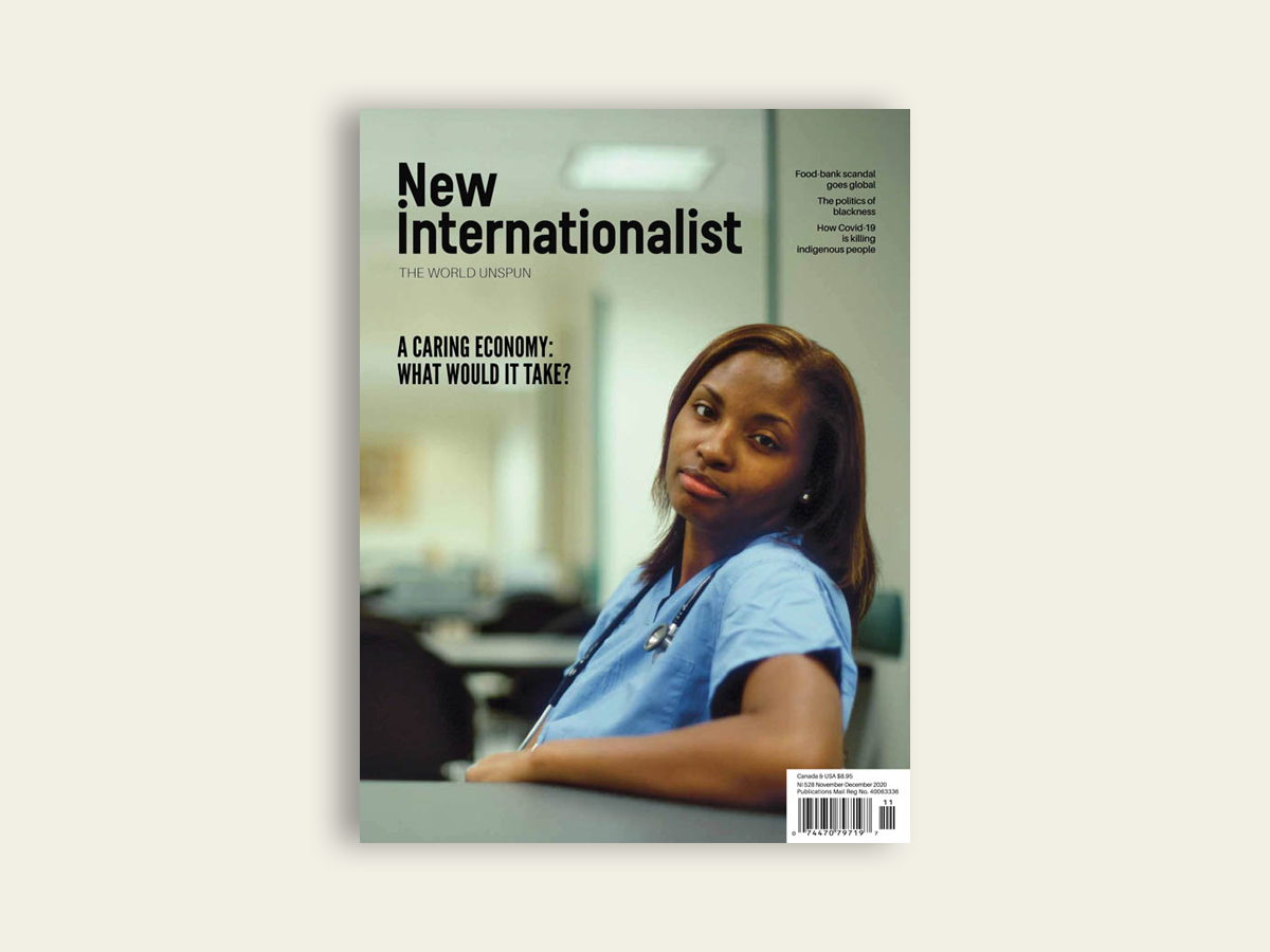 New Internationalist #528