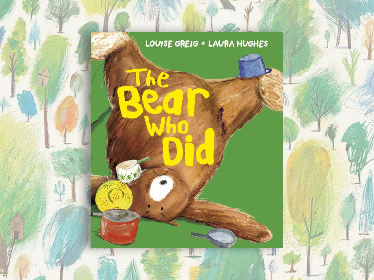 The Bear Who Did, Louise Greig