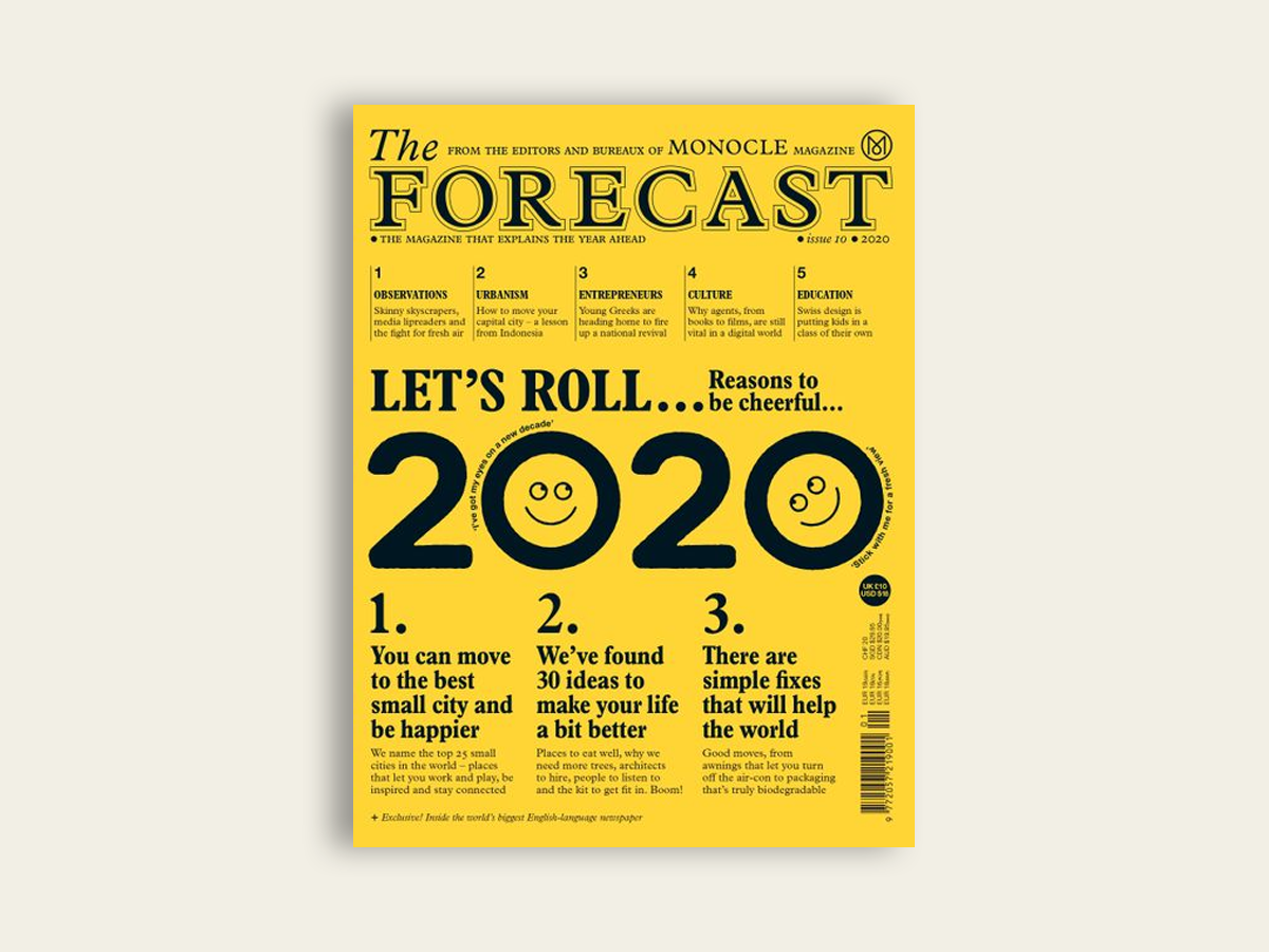 The Forecast 2020