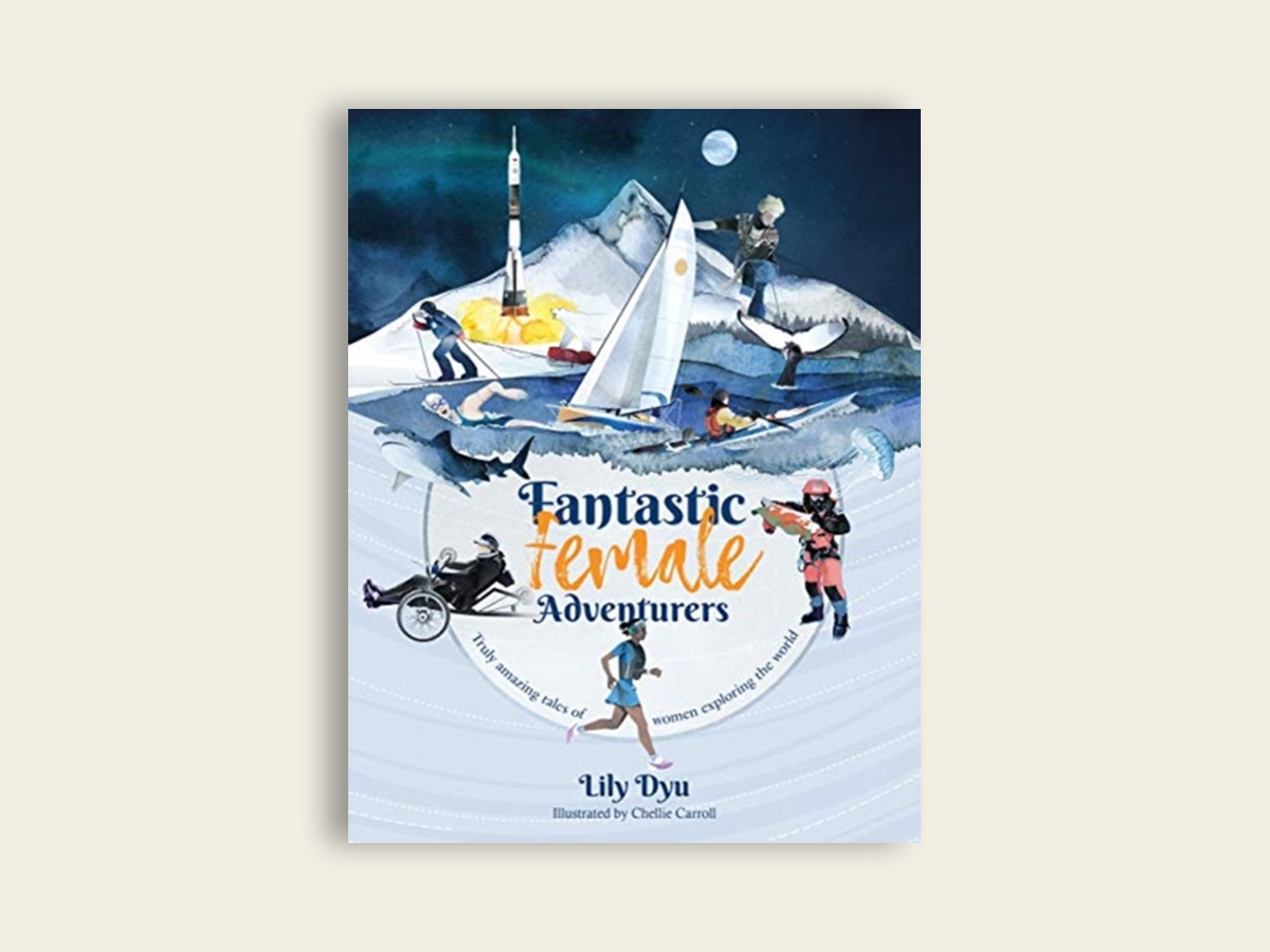 Fantastic Female Adventurers by Lily Dyu