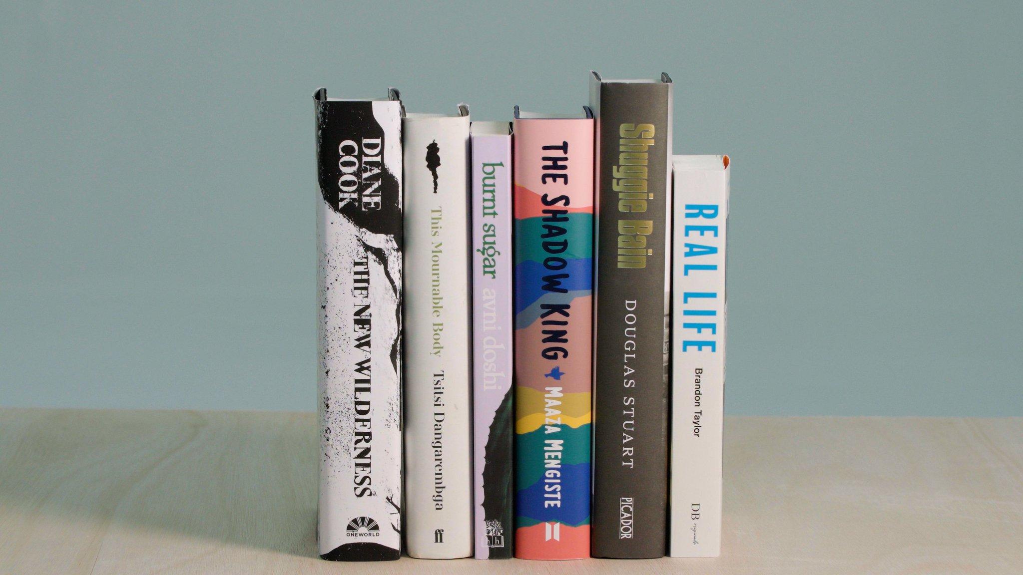 2020 Booker Prize Shortlist