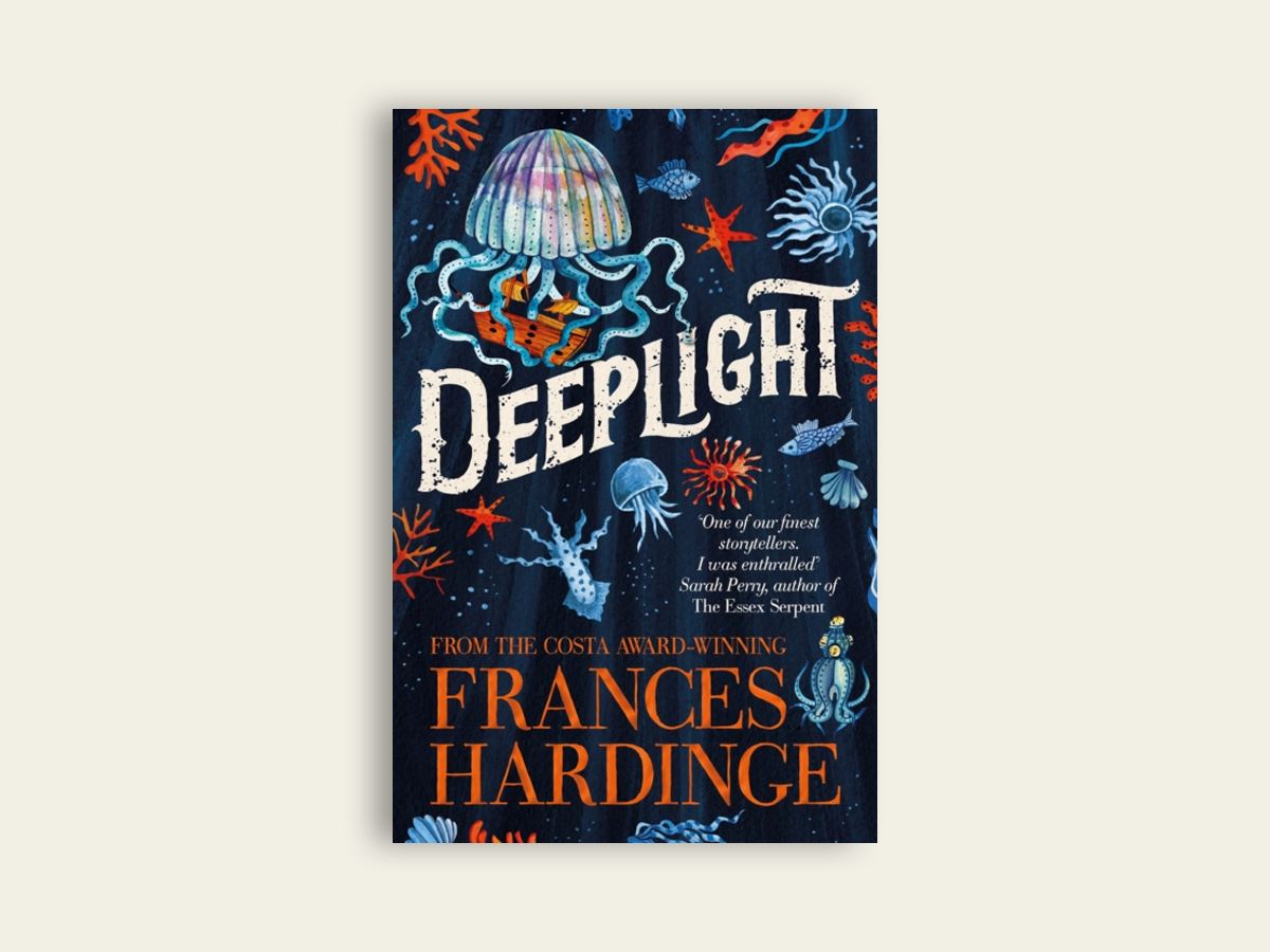 Deeplight, Frances Hardinge