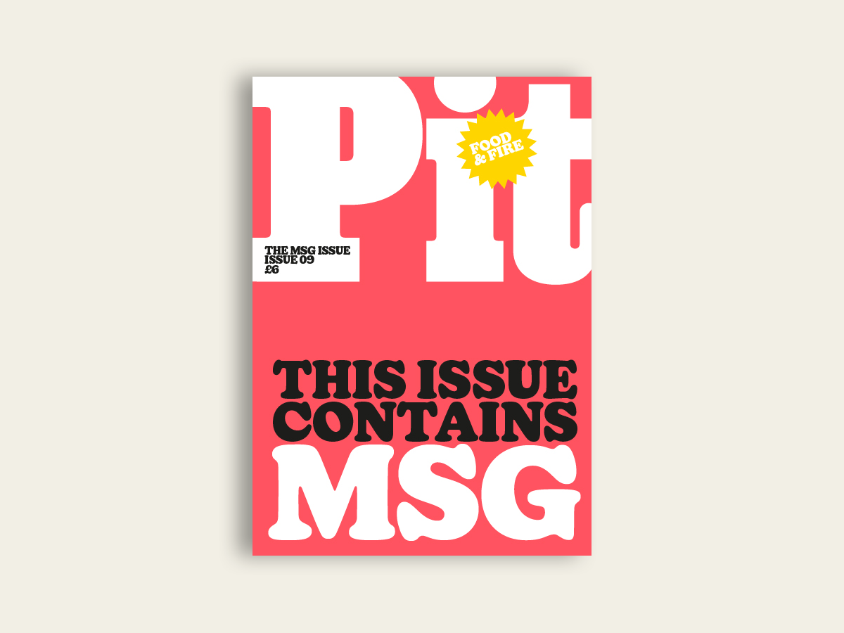 Pit #9: MSG Issue
