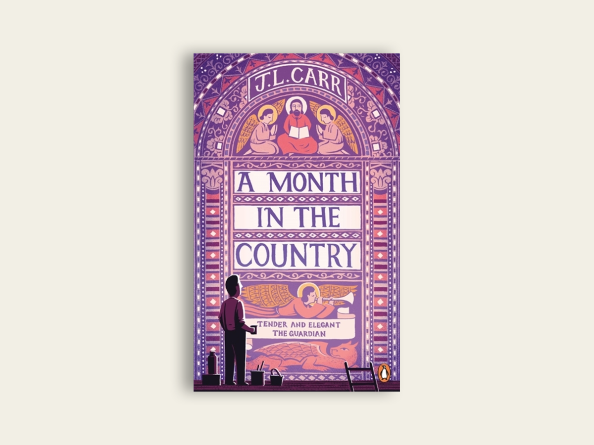 A Month in the Country, J.L. Carr