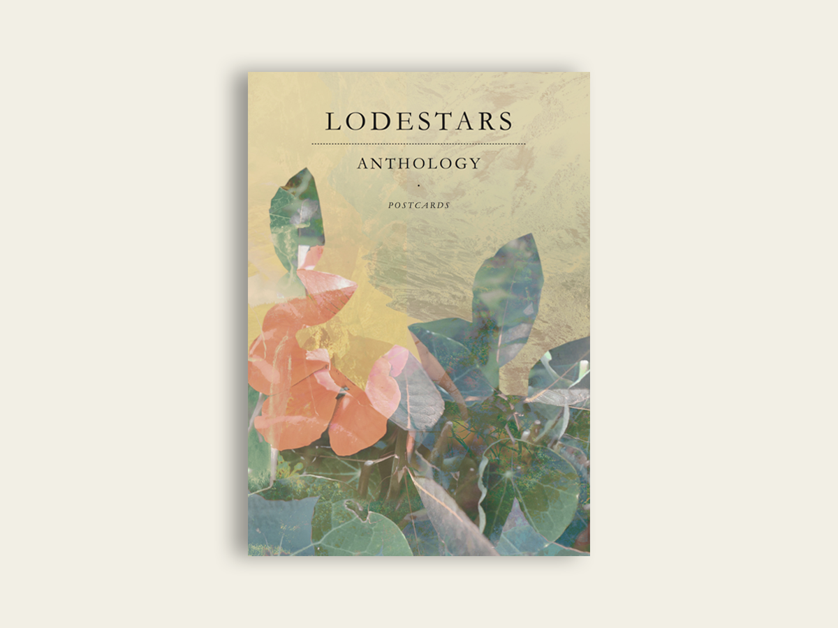 Lodestars Anthology Postcards