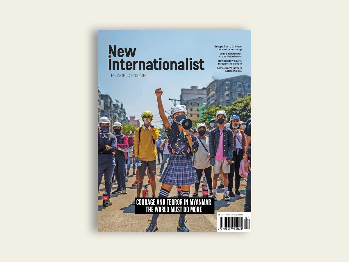 New Internationalist #532, Jul/Aug 2021