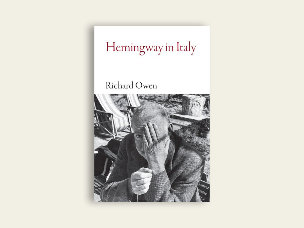 Hemingway in Italy, Richard Owen