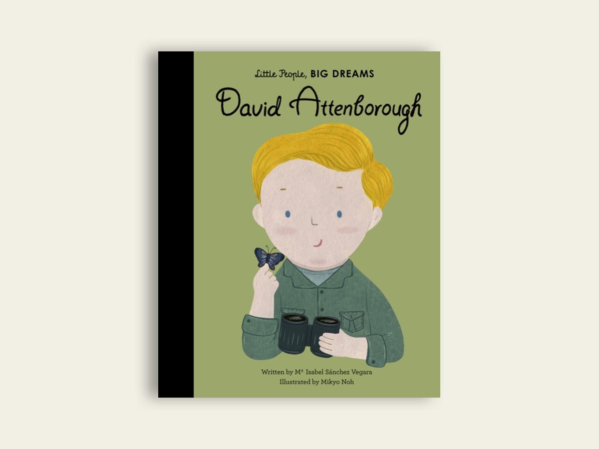 Big Dreams: David Attenborough