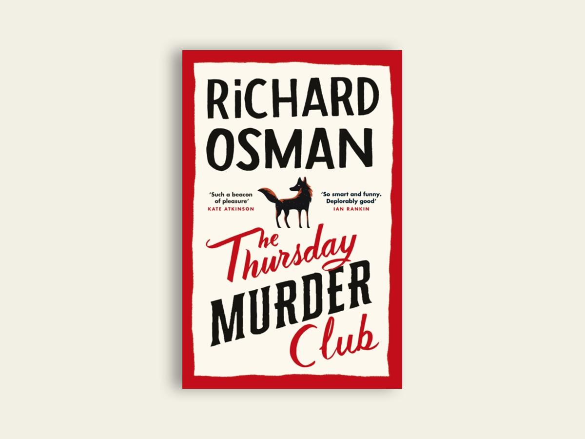 The Thursday Murder Club, Richard Osman