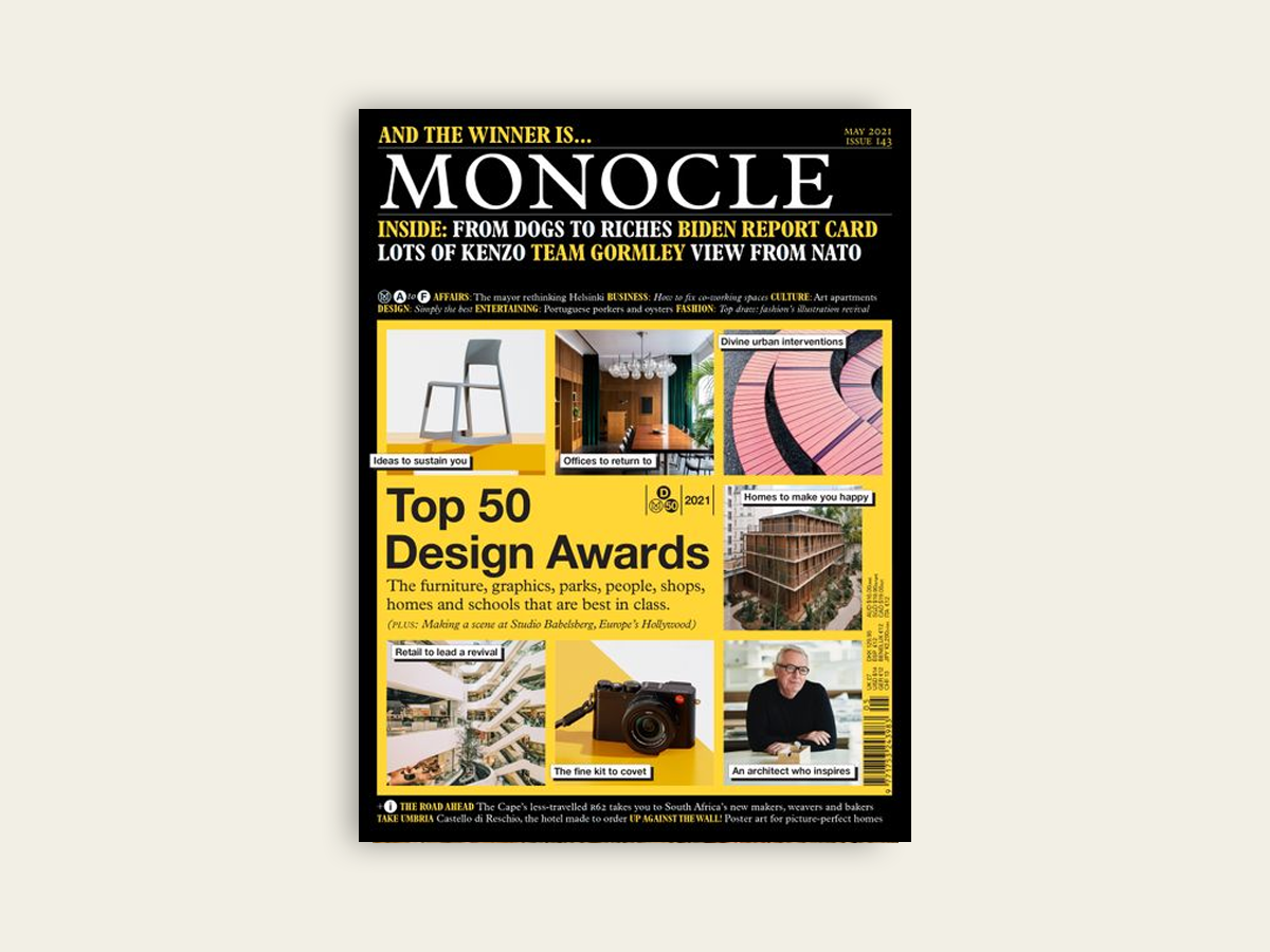 Monocle. May 2021