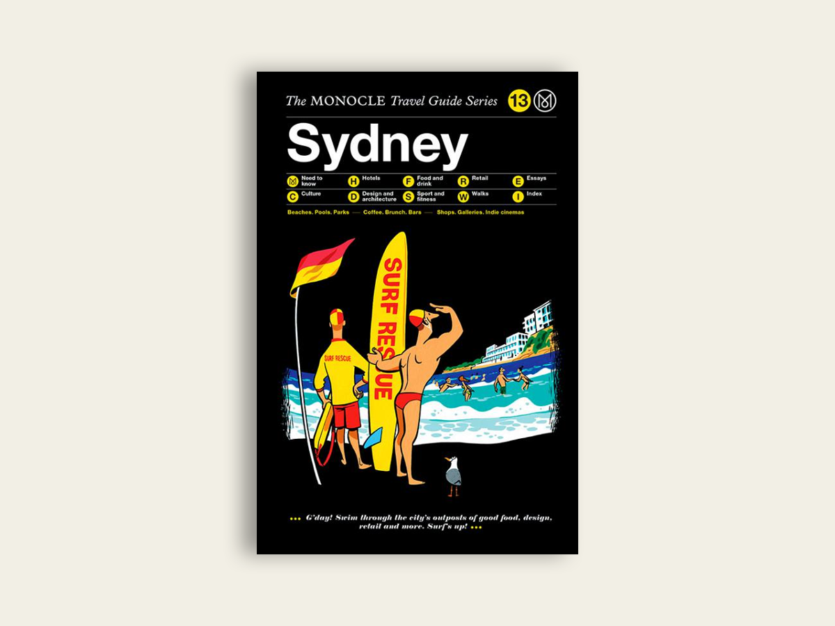 Monocle Travel Guide, Sydney
