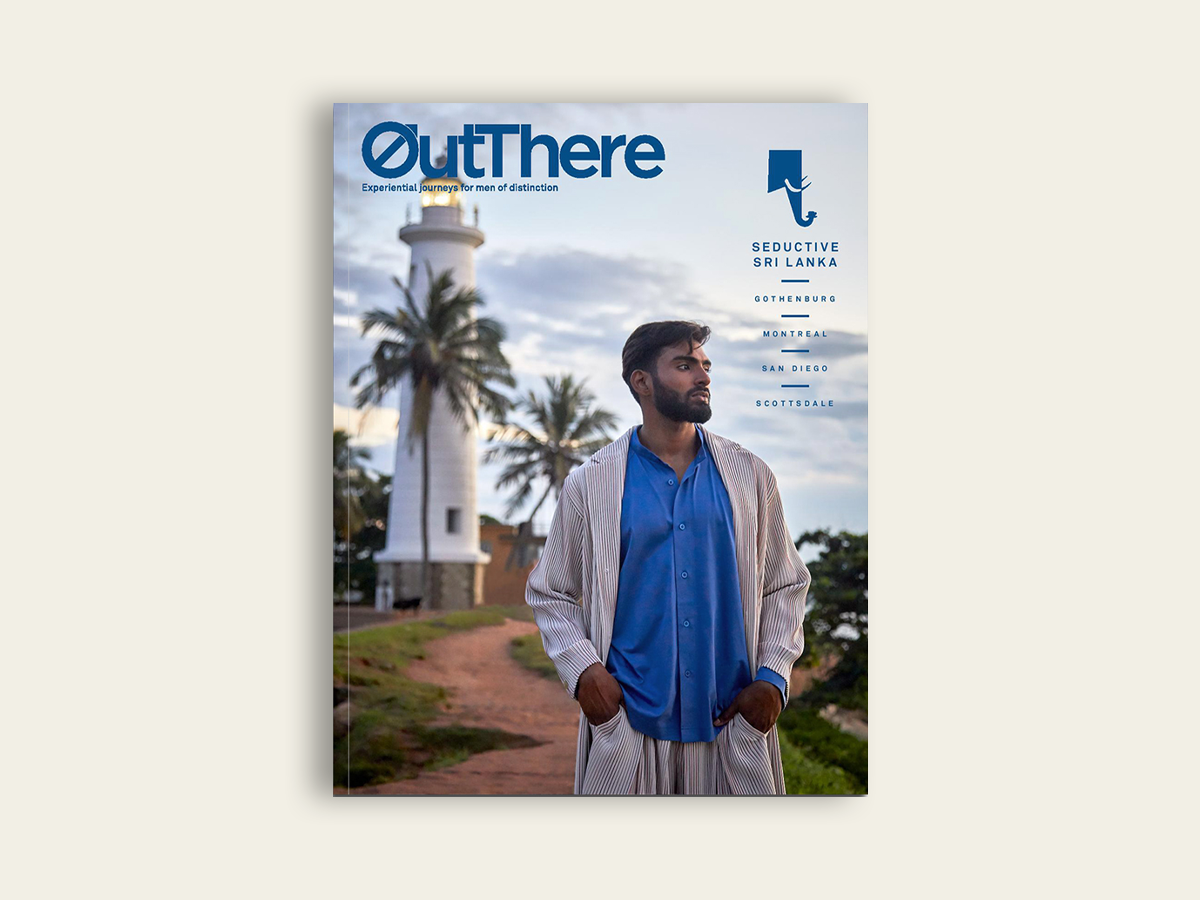 Out There #15: Sri Lanka