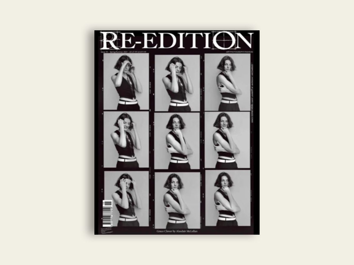 Re-Edition #15. SS21