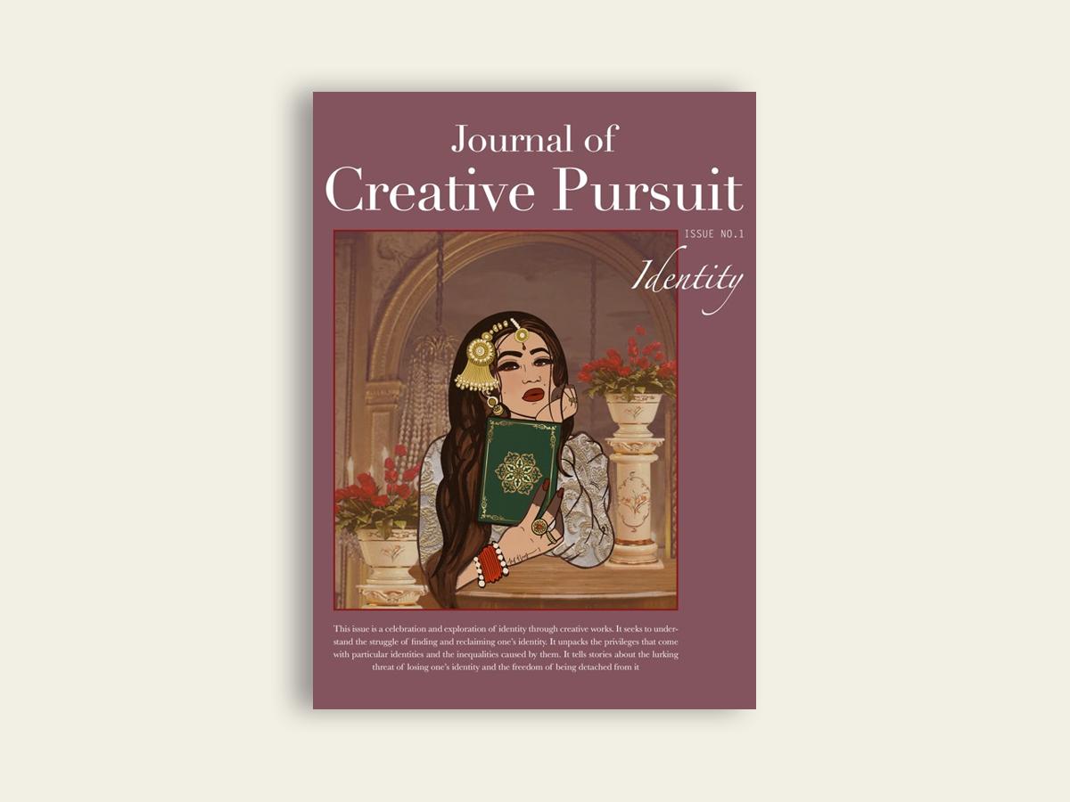 Journal of Creative Pursuit #1
