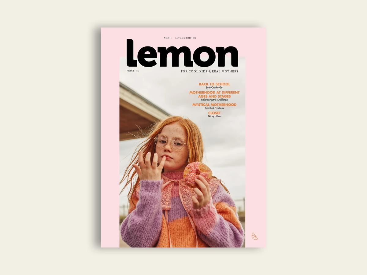 Lemon #11: Autumn 2021