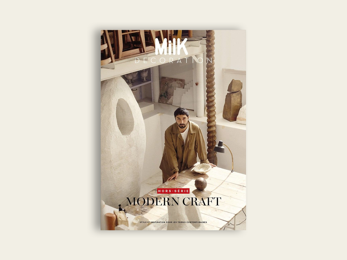 Milk Deco Special: Modern Craft