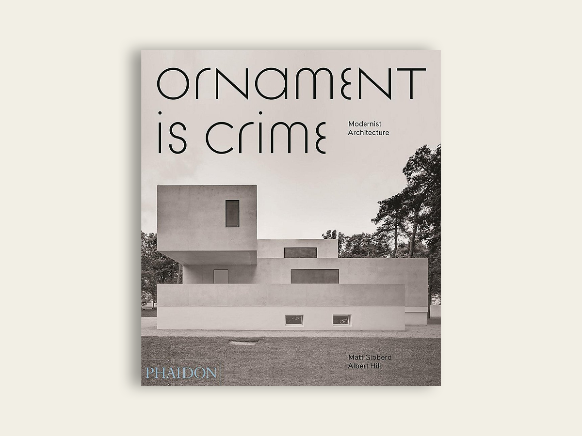 Ornament Is Crime, Modernist Architecture