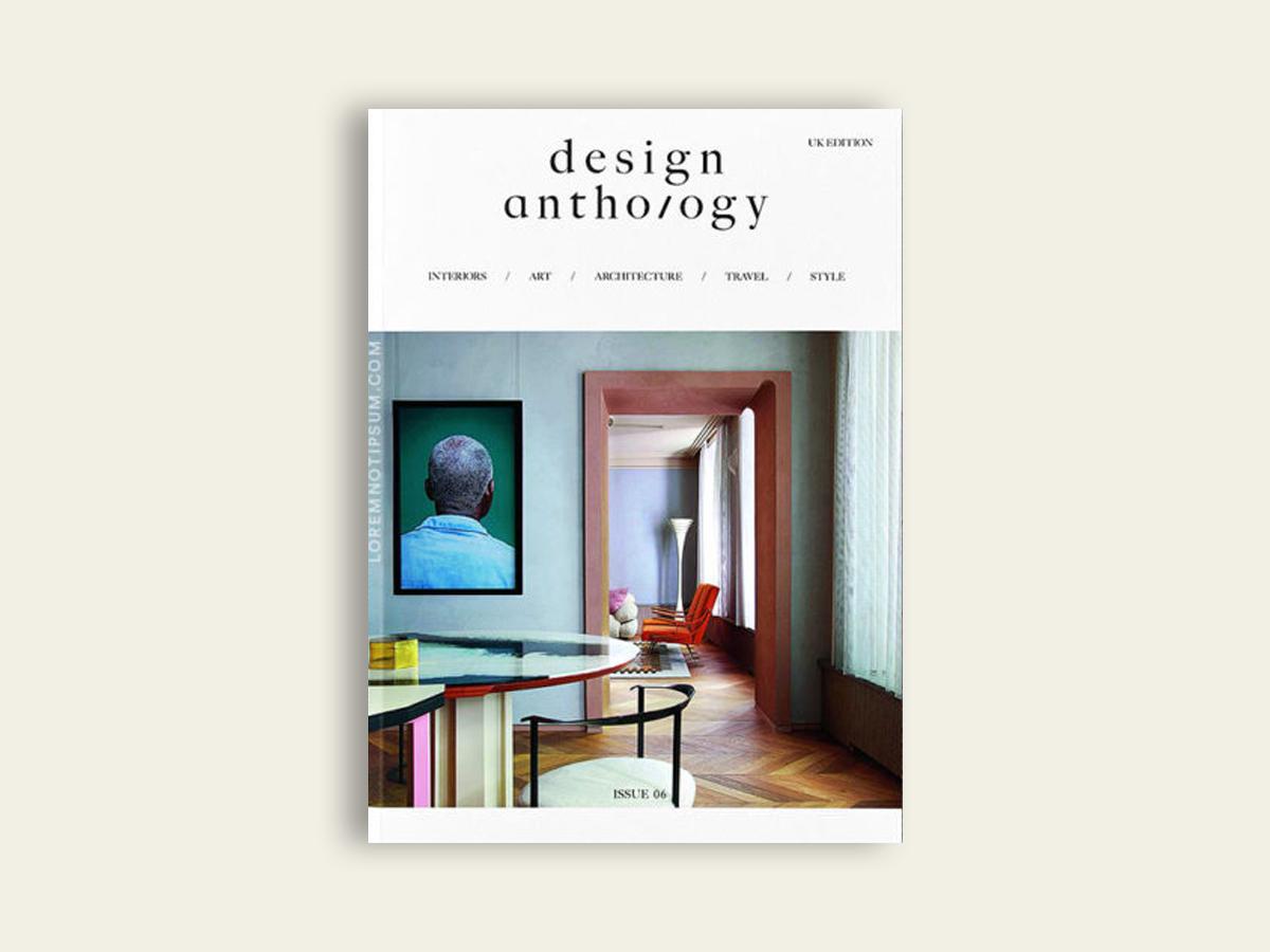 Design Anthology UK #6
