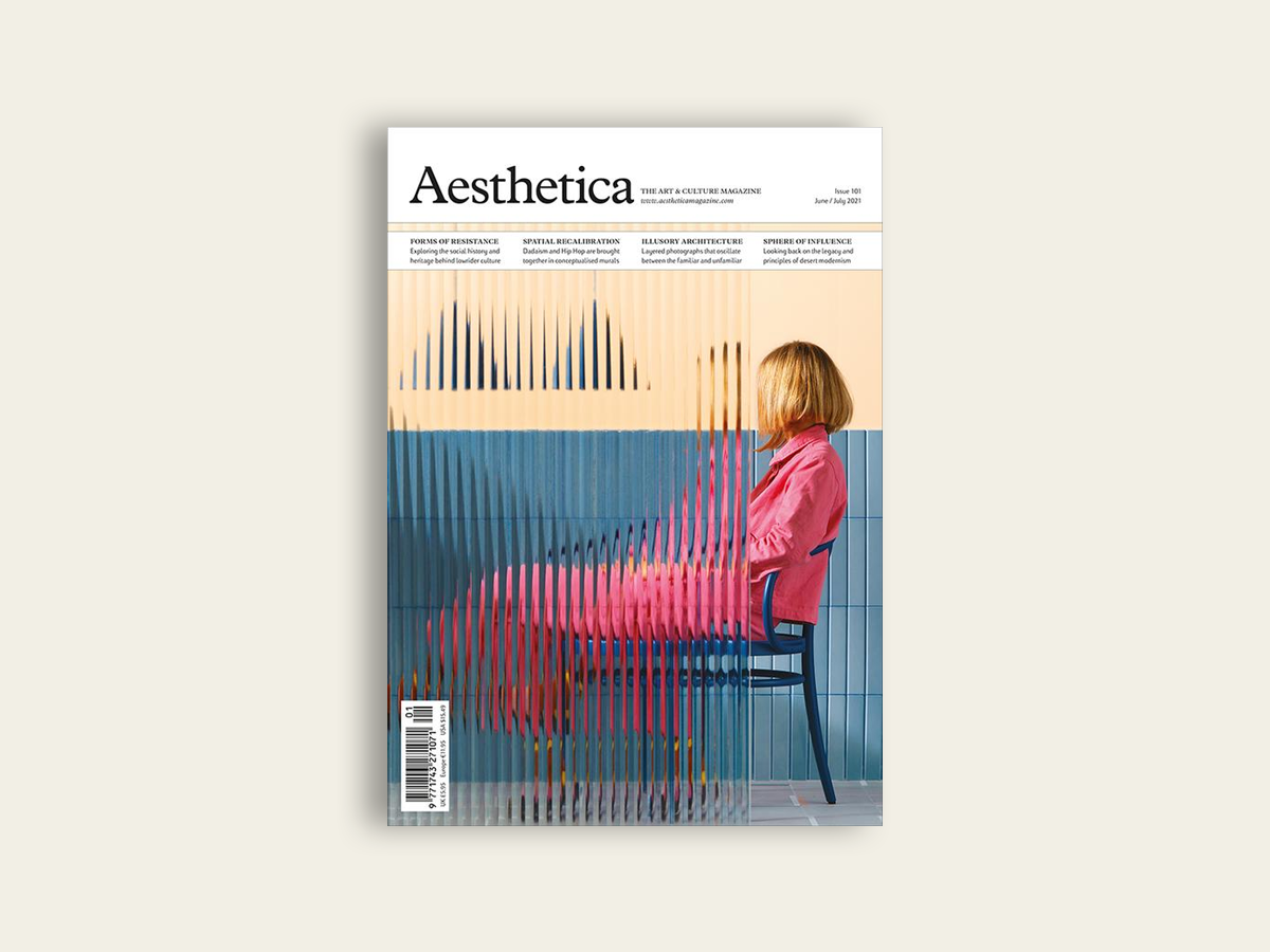 Aesthetica, June/July 2021