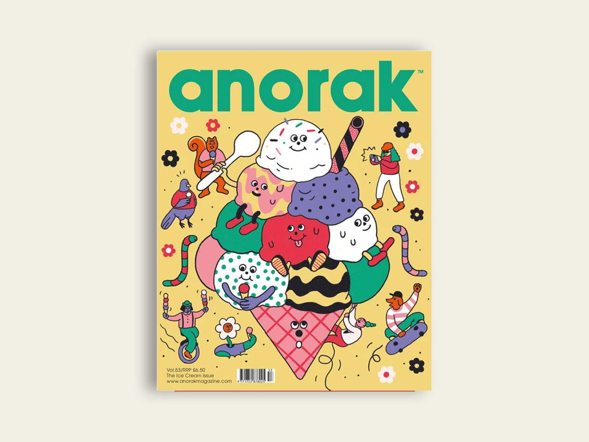 Anorak #53: Ice Cream