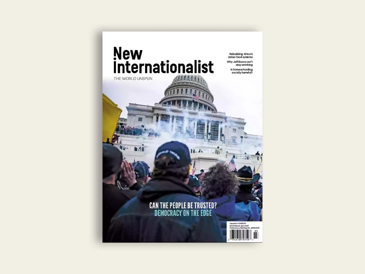 New Internationalist #530: Mar/Apr 2021