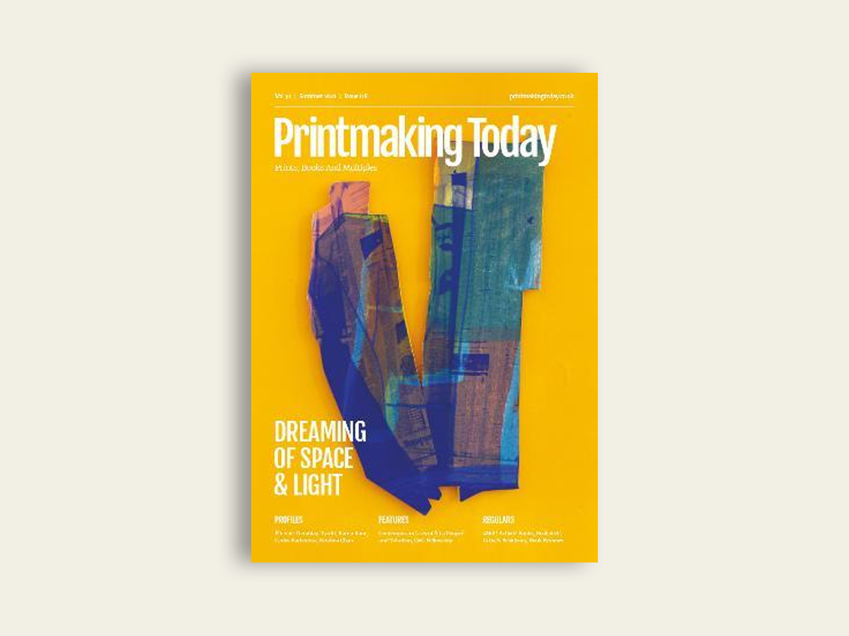 Printmaking Today, Summer 2021