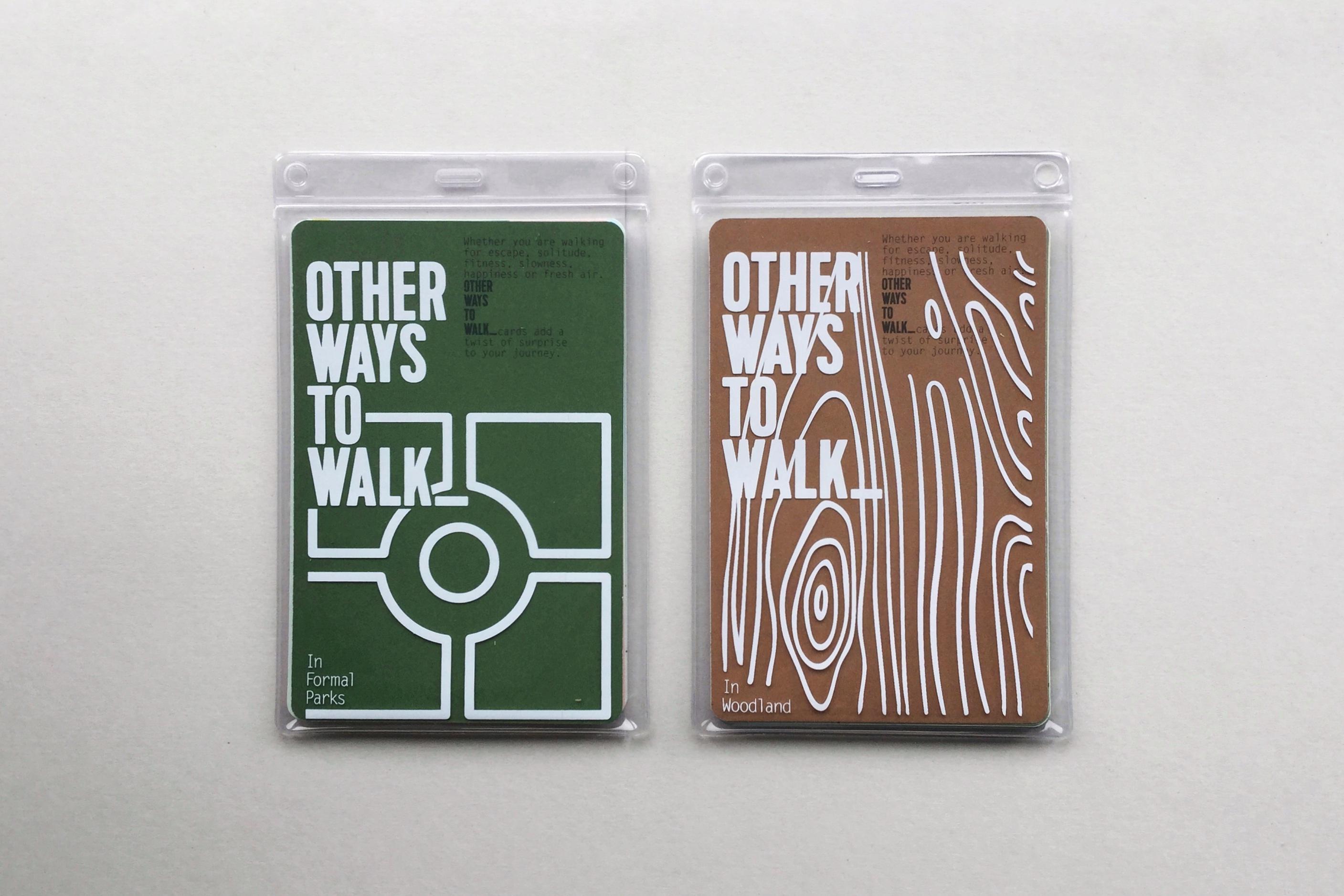 Other Ways to Walk