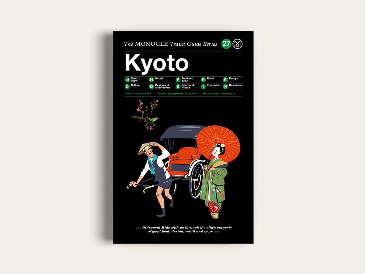 Monocle Travel Guide, Kyoto