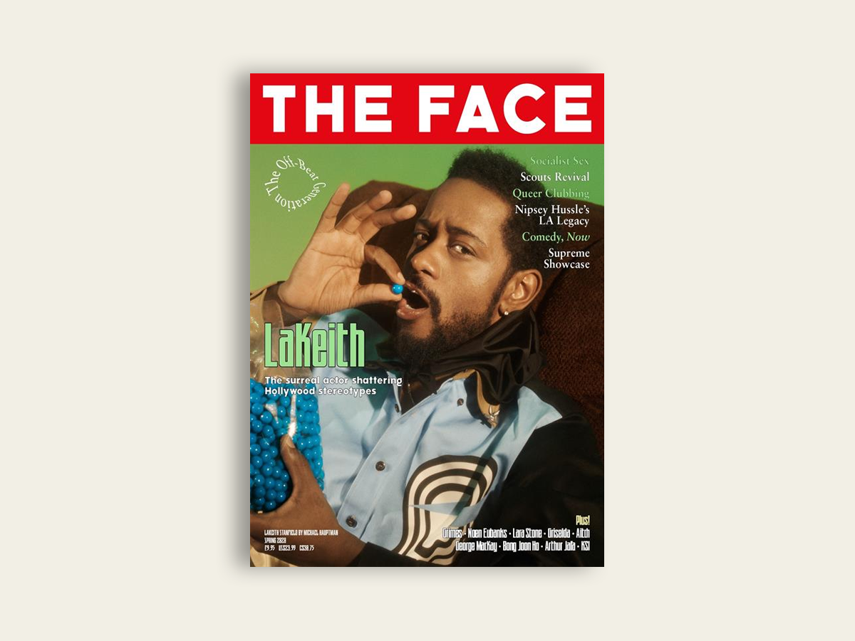The Face, Spring 2020