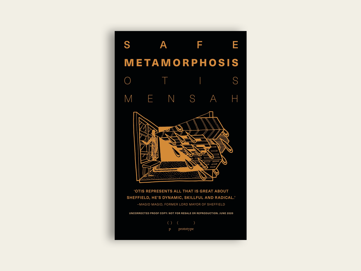 Safe Metamorphosis, Otis Mensah