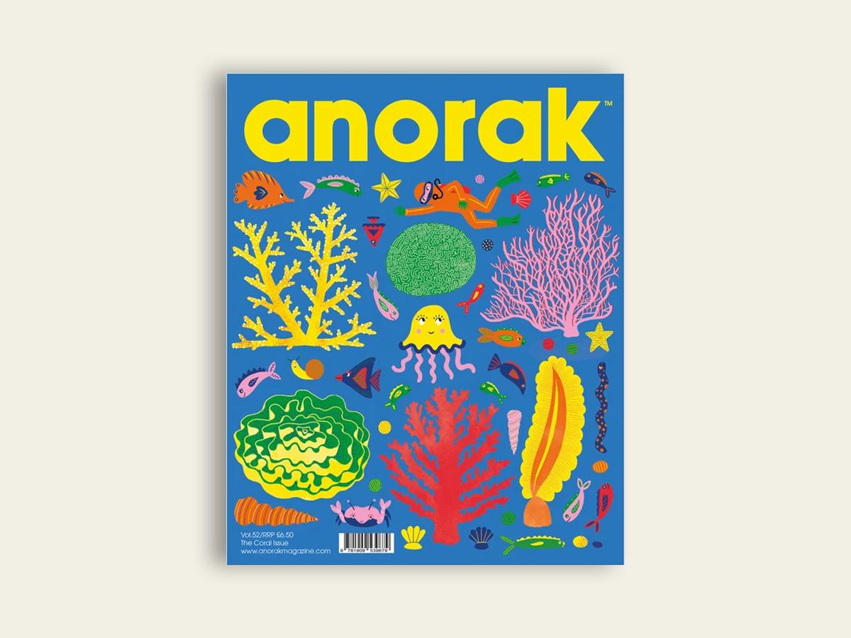 Anorak #52: Coral