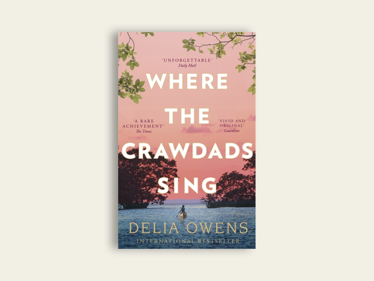 Where The Crawdads Sing, Delia Owens