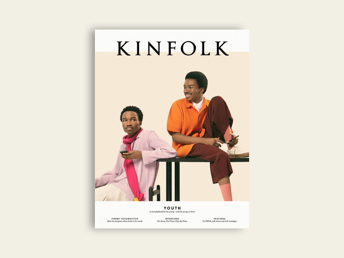 Kinfolk #39: Youth