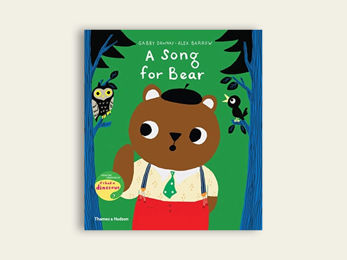 A Song for Bear, Gabby Dawney