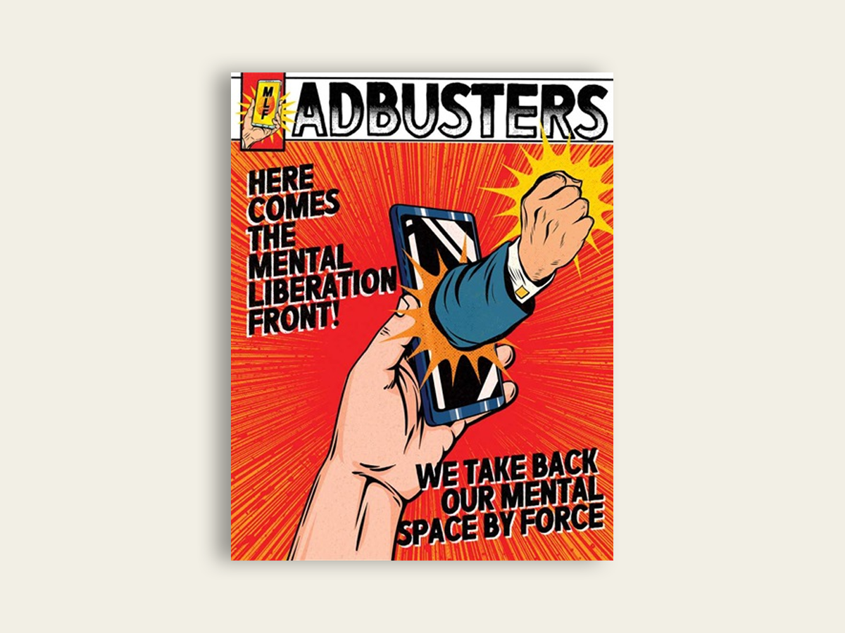Adbusters #149