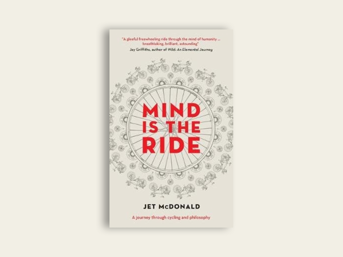 Mind is the Ride, Jet McDonald