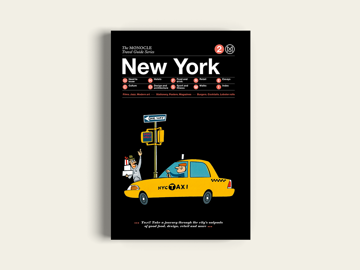 Monocle Travel Guide, New York