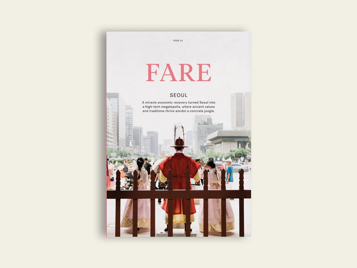 Fare #4, Seoul