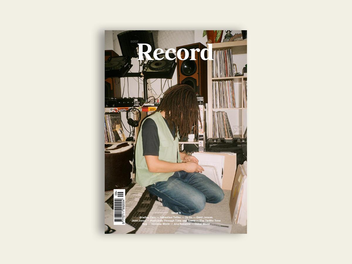 Record Culture #9