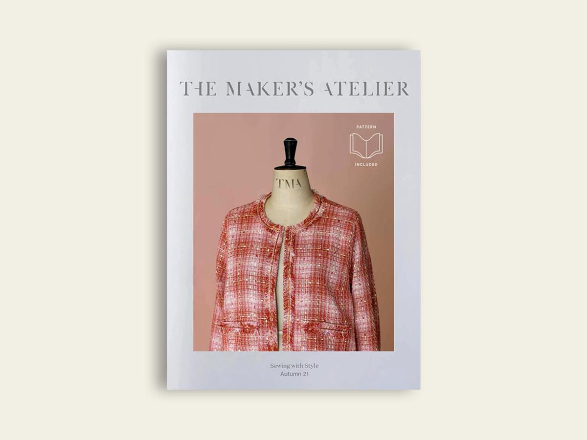 Maker's Atelier #12: Autumn / Cardigan Jacket