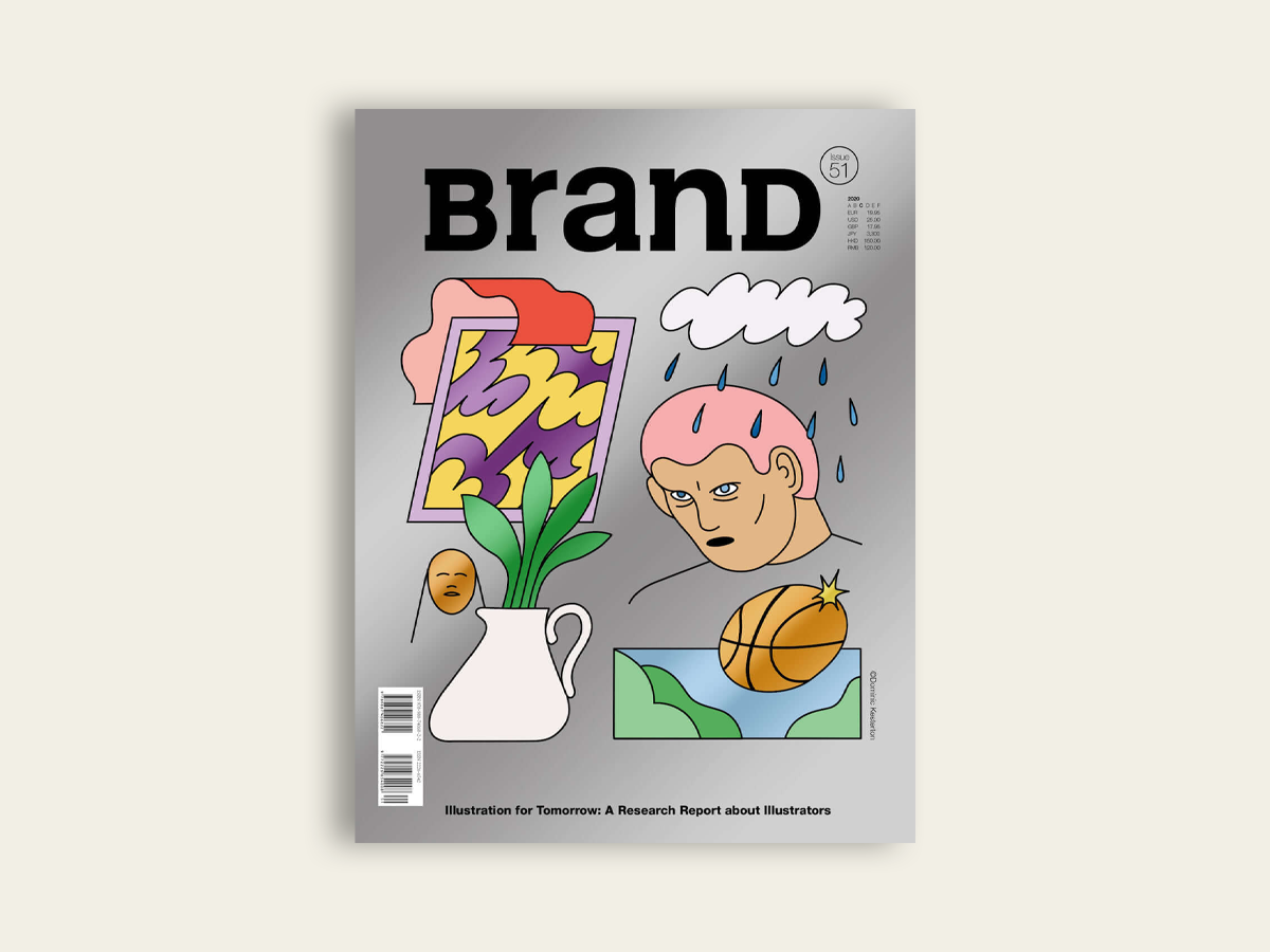 BranD #51: Illustration for Tomorrow