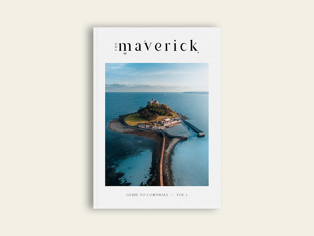 The Maverick Guide to Cornwall