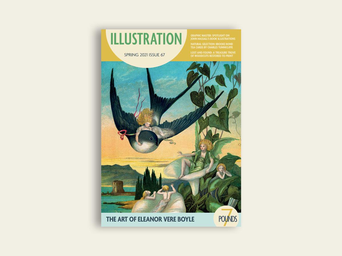 Illustration #67: Spring 2021