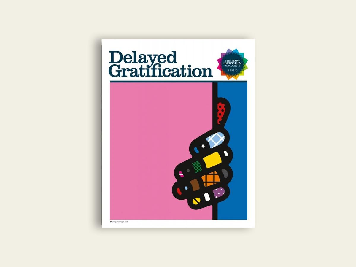 Delayed Gratification #42