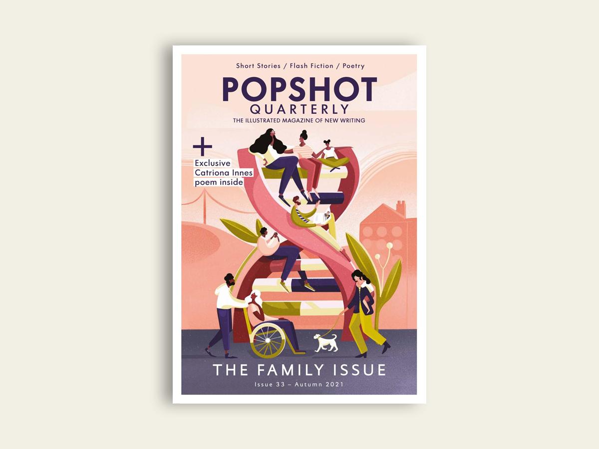 Popshot Quarterly #33: Family